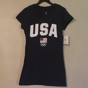 TEAMUSA Apparel Tshirt Size Small